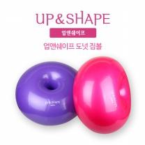 UP&SHAPE 업앤쉐이프 도넛짐볼