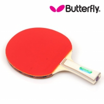 Butterfly 버터플라이 쉐이크형 탁구라켓 와카바 WAKABA 3000 +탁구공추가증정