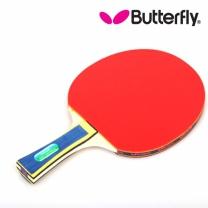 Butterfly  버터플라이 쉐이크형 탁구라켓 와카바 WAKABA 1000 +탁구공추가증