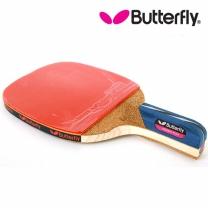 Butterfly 버터플라이 펜홀더(단면)형 탁구라켓 ADDOY P30+탁구공추가증정
