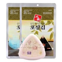 삼각김밥김 50매x2봉+도시락1개
