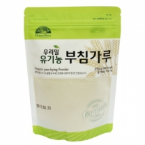 우리밀 유기농 부침가루 250g