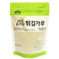 우리밀 유기농 튀김가루 250g