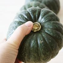 [보섭이네푸드]해남 황토 미니밤호박(상) 2kg(250g~350g)/6-7개