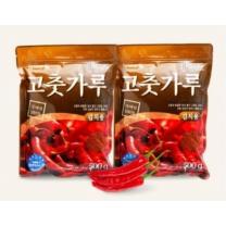 한생 고춧가루(김치용,2017년산)1kgx2봉