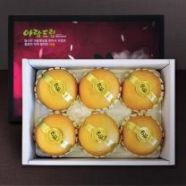 [정드림] 과일 선물세트 배 3kg (6과내외)
