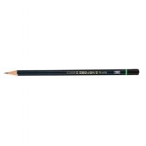 더존연필(2H/12자루/문화)