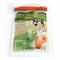 [월야농협] 찰현미 2kg