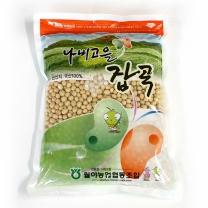 [월야농협] 백태 1kgx2봉