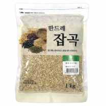 [월드그린] 한드레 찰보리1kg