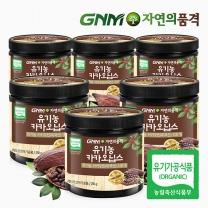 GNM자연의품격 유기농 카카오닙스 250g 6통