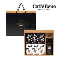 [카페베네] 마노 선물세트 2호 (마노 10T 라틴×3,마노 10T 아프리카×3,스테인리스