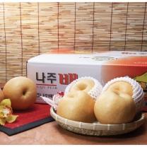 (인빌푸드)나주 배꽃 신고배 7.5kg(11~13과)
