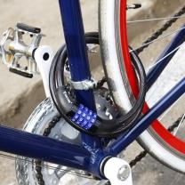 도난방지 자전거 번호 자물쇠/팬시점판매용 철물점판