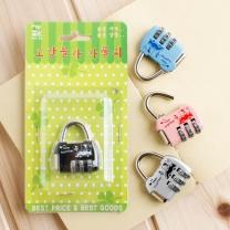 팬시 핸드백 번호 자물쇠