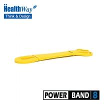 [헬스웨이] 풀업밴드(운동밴드) 1단계-노란색