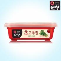 [1+1]청정원 (쌀)초고추장 500g+500g(튜브)