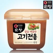 [1+1]청정원 순창 고기전용쌈장 450g+450g(PETG)