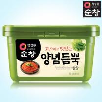 [1+1]청정원 순창 양념듬뿍쌈장 3kg+3kg(사각)