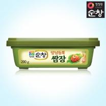 [1+1]청정원 순창 양념듬뿍쌈장 200g+200g(사각)
