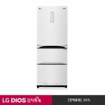 [9월8일이후순차배송]LG DIOS 김치톡톡 K336W11 (327ℓ)