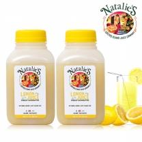 나탈리스 착즙 퓨어 레몬 주스 250ml*2병  (레몬원액)