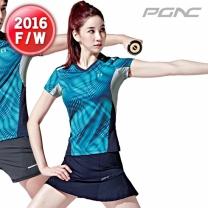 [FST-624+FSM-2008]패기앤코/테니스/배드민턴/탁구복/스포츠의류/티셔츠+스커트세트