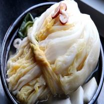 [남도의 맛] 맛있는 손맛 백김치 3kg