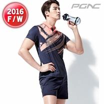 [ST-1459+FTP-111]패기앤코/테니스/배드민턴/탁구복/스포츠의류/티셔츠+반바지세트
