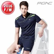 [ST-1464+FTP-111]패기앤코/테니스/배드민턴/탁구복/스포츠의류/티셔츠+반바지세트