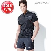 [ST-1460+FTP-110]패기앤코/테니스/배드민턴/탁구복/스포츠의류/티셔츠+반바지세트