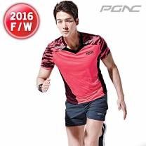 [RT-186+FTP-110]패기앤코/테니스/배드민턴/탁구복/스포츠의류/티셔츠+반바지세트