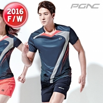 [RT-184+FTP-111]패기앤코/테니스/배드민턴/탁구복/스포츠의류/티셔츠+반바지세트