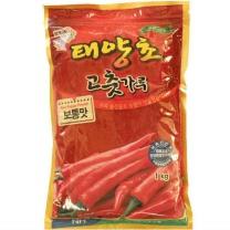 [나비골농협/산지직송] 2018년 태양초고춧가루 1kg 보통맛