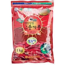 [남영양농협/산지직송] 2018년 햇살촌 영양청결고춧가루 일반 1kg (보통맛)