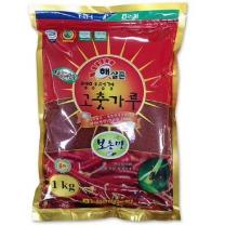 [남영양농협/산지직송] 2018년 햇살촌 영양청결고춧가루 골드 1kg (매운맛)