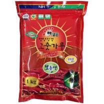 [남영양농협/산지직송] 2018년 햇살촌 영양청결고춧가루 장류용 일반 1kg (보통맛)