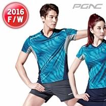 [FST-524+FTP-110]패기앤코/테니스/배드민턴/탁구복/스포츠의류/티셔츠+반바지세트