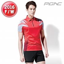 [ST-1461+FTP-112]패기앤코/테니스/배드민턴/탁구복/스포츠의류/티셔츠+반바지세트