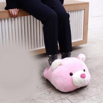 동천의료기_핑크 곰돌이 발난로_C형
