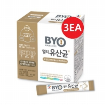 [CJ직배송] BYO 멀티유산균 1개월 X3개