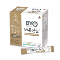[CJ직배송] BYO 멀티유산균 1개월 X1개