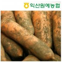 [익산원예농협/산지직송] 국산 흙당근 3kg