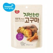 동원 자연한입 고구마(말랭이) 60g x10봉