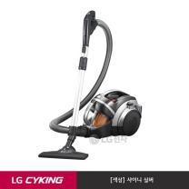 [1~2주 배송지연][택배배송/폐가전불가]LG 슈퍼싸이킹3 주니어 청소기 K73SG