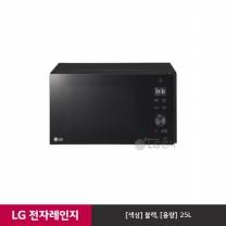 [2~3주 배송지연]LG 스마트 인버터 전자레인지 MW25B (25L) (인터넷)