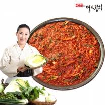 [식품명인 유정임] 명인 김치 양념속 10kg