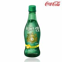 [코카콜라] 씨그램 레몬 450ml×20병