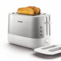 필립스 비바 콜렉션 토스터 HD-2637 [넓은 투입구 / 7단계 굽기조절 / 해동 기능]