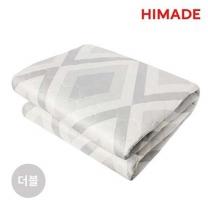 하이메이드 극세사요 HM-C150W [ 더블 / 9단계 온도조절 / 무전자계 EMF인증 / 미끄럼 방지 ]